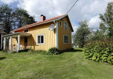 Schweden Ferienhaus In Smaland (Südschweden) Mit Seeblick - Haus Madita