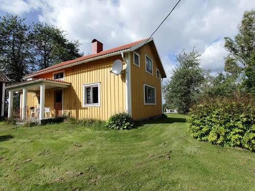 Schweden Ferienhaus mit Seeblick: Haus Madita