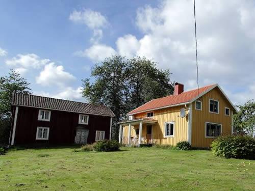 """Schweden - Smaland: Ferienhaus - Haus """"Madita"""" - Seegrundstück am Ruskensee"""