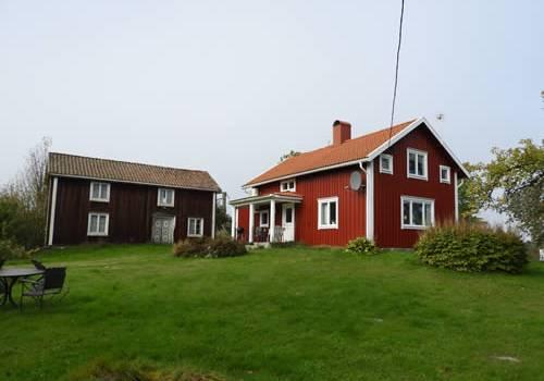 Schweden Ferienhaus Madita Aussen