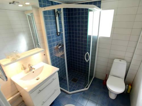 """Schweden - Smaland: Ferienhaus - Haus """"Madita"""" - Bad mit WC"""
