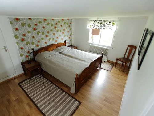 """Schweden - Smaland: Ferienhaus - Haus """"Madita"""" - Schlafzimmer groß"""