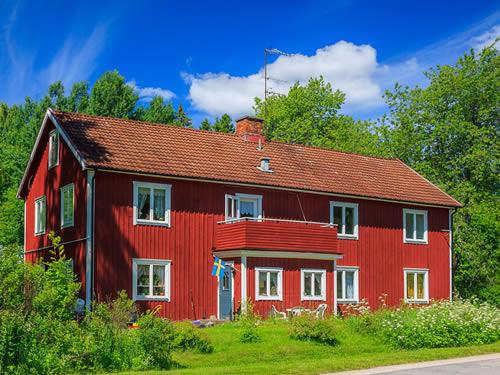 """Schweden Ferienwohnung """"Ohs"""" in Smaland"""