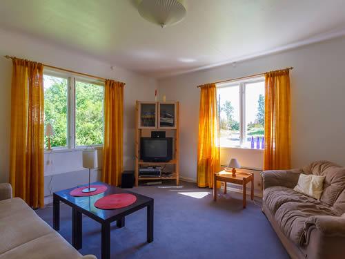 """Schweden - Smaland: Ferienhaus - Haus """"Ohs"""" - Wohnzimmer"""
