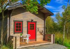 Schweden Ferienhütte / Ferienhaus Am See Vrigstadsan - Haus Ronja