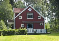 Schweden Ferienhaus Am See Rusken In Smaland (Südschweden)