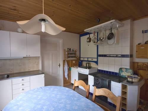"""Schweden - Smaland: Ferienhaus - Haus """"Rusken"""" - Küche"""