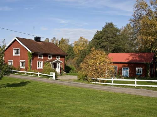 Schweden Freienhaus in Smaland