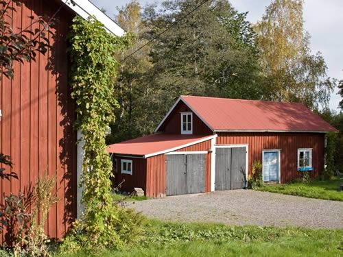 """Schweden - Smaland: Ferienhaus - Haus """"Schweden"""" - Nebengebäude"""
