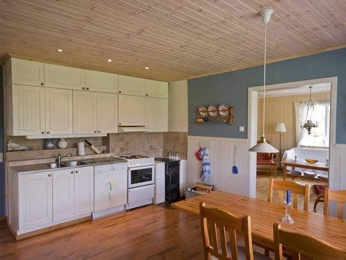 """Schweden - Smaland: Ferienhaus - Haus """"Schweden"""" - Küche"""