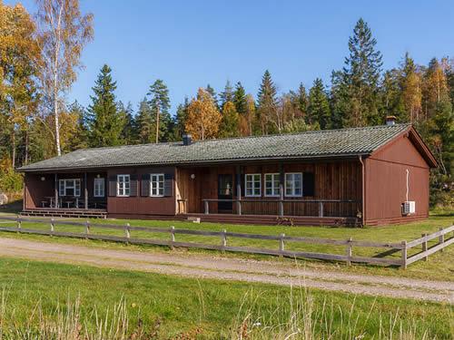 Schweden Ferienhaus für Gruppen und Vereine: Haus Skuggebo