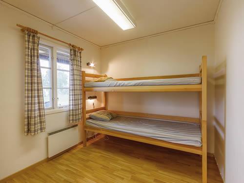 "Schweden - Smaland: Ferienhaus am See - Haus ""Skuggebo"" - Stockbett"