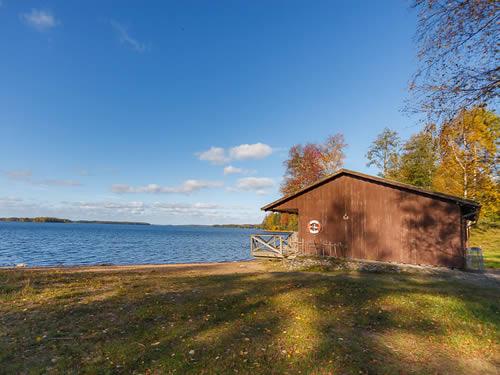"Schweden - Smaland: Ferienhaus am See - Haus ""Skuggebo"" - Naturgrundstück"