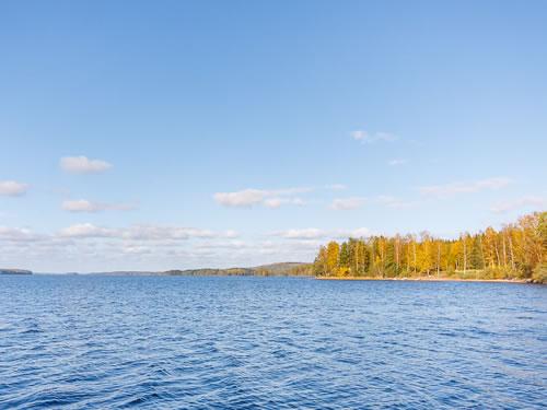 "Schweden - Smaland: Ferienhaus am See - Haus ""Skuggebo"" - Seeblick"