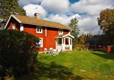 Schweden Ferienhaus Am Strakensee In Smaland