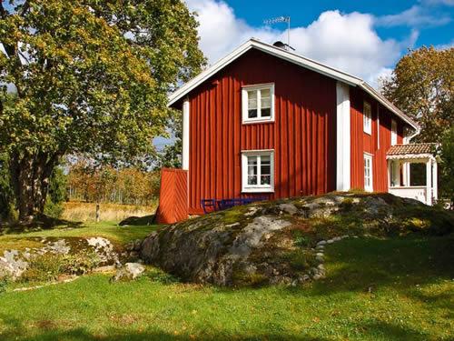 "Schweden - Smaland: Ferienhaus - Haus ""Smaland"" - Naturgrundstück"