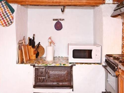 "Schweden - Smaland: Ferienhaus - Haus ""Smaland"" - alter Holzofen"