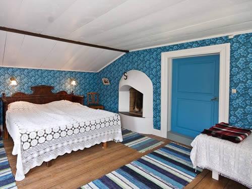 """Schweden - Smaland: Ferienhaus - Haus """"Smaland"""" - Schlafzimmer"""