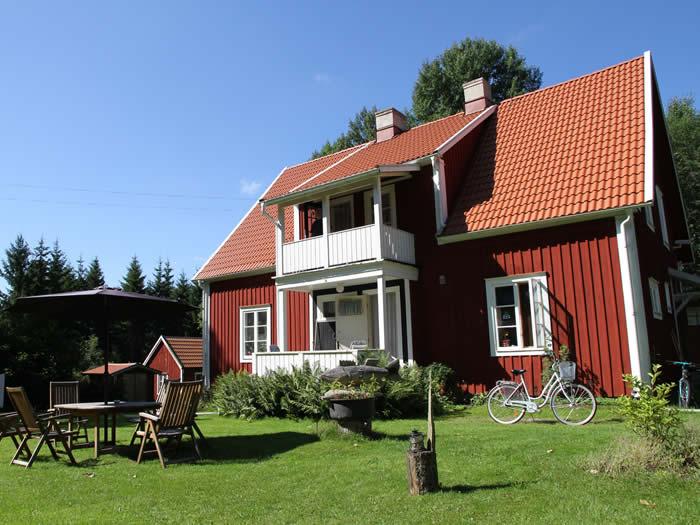 Angeln in Schweden und Smaland: Fiskecamp Langö am Ruskensee