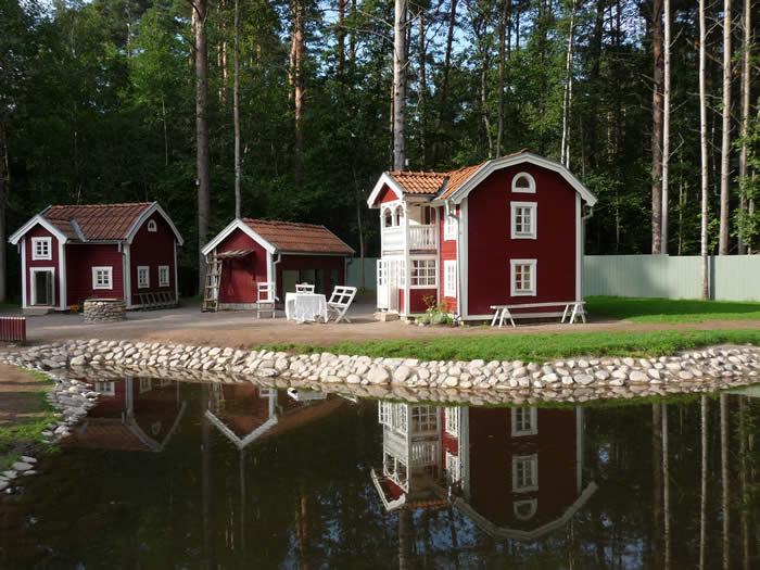 Erlebnispark Astrid Lindgrens Värld in Schweden - Smaland: Madita