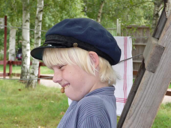 Erlebnispark Astrid Lindgrens Värld in Schweden - Smaland: Michel aus Lönneberga