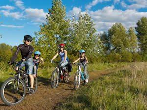 Schweden - Smaland: Sportlich aktiv mit dem Fahrrad - Mountainbike