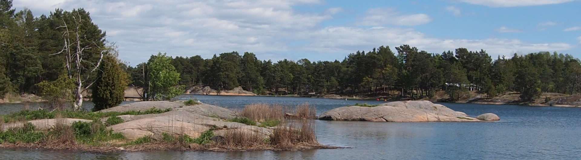 Schweden - Smaland: Ferienhaus am Meer in Oskarshamn