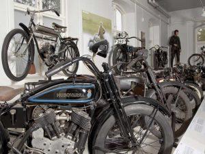 Schweden - Smaland: Husqvarna Museum
