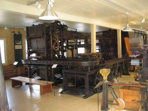 Schweden - Smaland: Streichholzmuseum Jönköping