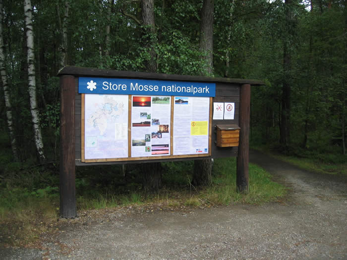Smaland (Schweden): Nationalparkt Store Mosse
