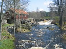 Schweden - Smaland: Sävsjö - Komstad Kvarn