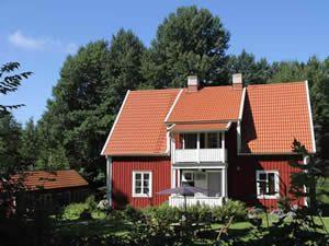 Schweden - Smaland: Tourist-Camp Langö