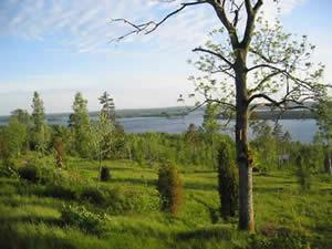 Schweden - Smaland: Der Ruskensee