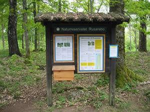 Schweden-Smaland: Värnamo - Naturschutzgebiet Rusarebo Äng