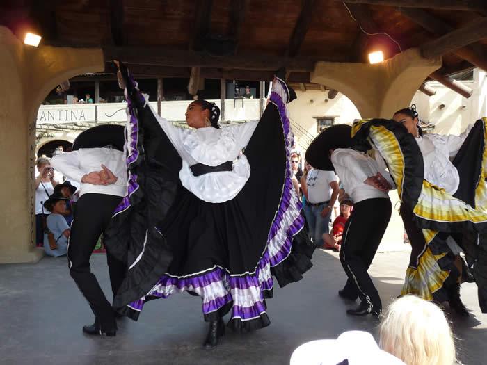 Westernstadt High Chaparral In Smaland - Schweden: Tanzshows
