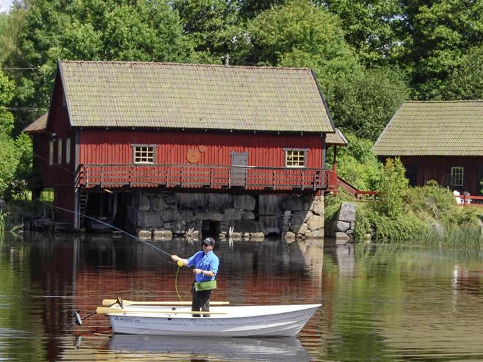 Angeln In Schweden: Zander Am Ruskensee Und Vrigstadsan